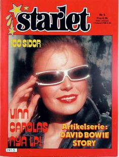 Starlet Right In The Childhood, David Bowie, Sunglasses Women, Nostalgia, Memories, Kitsch, Beautiful, Google, Youth