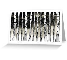 Birch trees against a starry night sky. Wall Prints, Canvas Prints, Starry Night Sky, Birch Trees, Watercolor Design, Nature Inspired, Laptop Skin, Glossier Stickers, Unique Art