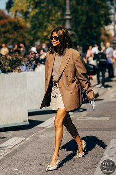 Christine Centenera by STYLEDUMONDE Street Style Fashion Photography20180927_48A8694 Street Chic, Street Look, Street Style Looks, Style Fashion, Love Fashion, Fashion Tips, Fashion Outfits, Trendy Fashion, Paris Fashion