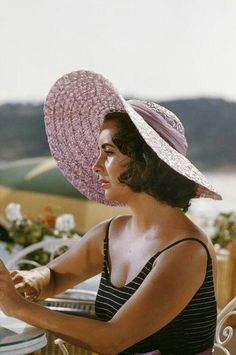 "Elizabeth Taylor in ""Suddenly Last Summer"" (1959)"