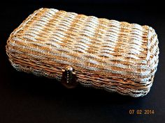 Vintage Koret Italian Gold and Silver by TimelessTreasuresbyM, $210.00