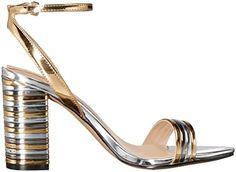 Aldo Women's Izabela Dress Sandal, Gold, 7 B US