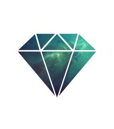 Diamond Drawing, Diamond Art, Diamond Rings, Mint Green Wallpaper Iphone, Diamond Wallpaper, Wall Drawing, Galaxy Painting, Galaxy Print, Green Diamond
