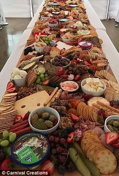 The boards have been ordered for all kinds of events - from wakes and weddings to corporate occasions and birthday parties Party Platters, Food Platters, Cheese Platters, Birthday Lunch, Birthday Breakfast, Birthday Parties, Birthday Desserts, Birthday Crafts, Tapas