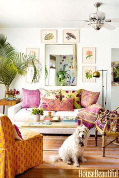 720 best bohemian interior design images on Pinterest | Apartments ...