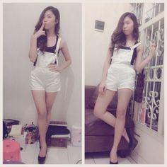 Girly outfit , #fashion #model #asian #girlfashion #hair #curlyhair #diyfashion #diy #fashionlover #heels