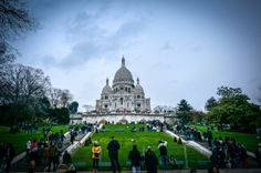 I am sure that there are a great many churches in Paris to see and explore. One is the famous Notre Dame and the other is the Sacré-Coeur… Paris France, Europe, Adventure Travel, Taj Mahal, Dolores Park, Explore, Sacred Heart, Adventure Tours, Exploring