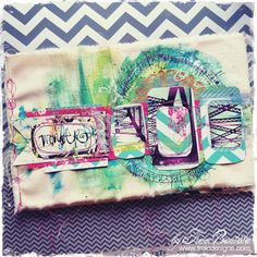 wonder art journal by traci bautista by treiCdesigns, via Flickr