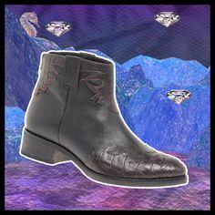 S/S'13 shoes - Cuban boots
