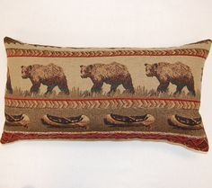 River Trail Lumbar Pillow
