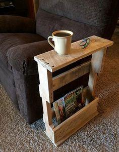 Amazing DIY pallet furniture Ideas (17)