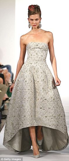 Oscar de la Renta Spring/Summer 2013. New York Fashion Week.