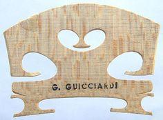 G GUICCIARDI violin