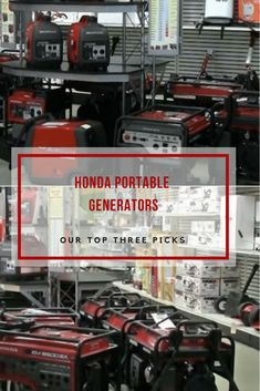 Honda Portable Generators: The Best You Can Buy Generation Game, Honda Generator, Generators, Jukebox, Posts, Model, Blog, Messages