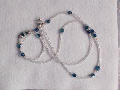 Blue luster by glitterbygrammie on Etsy, $10.00