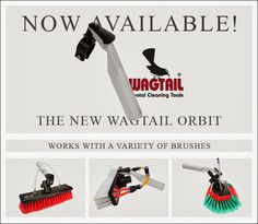 The WaterFed Pole Wagtail Orbit