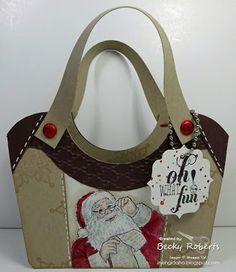 FREE Holiday Handbag Tutorial for December Orders