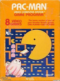 Submundo HQ: ATARI: Capas Clássicas de Vídeo-Games (Parte 1).....
