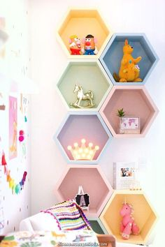 57 sweet and most romantic bedroom and furniture ideas 12 is part of Kids room design - 57 sweet and most romantic bedroom and furniture ideas 12 Related Childrens Room Decor, Kids Decor, Decor Ideas, Decorating Ideas, Childrens Shelves, Lamp Ideas, Decorating Websites, Interior Decorating, Baby Bedroom
