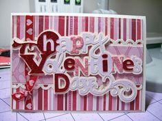cricut valentine's   made with celebrate with flourish cricut cart