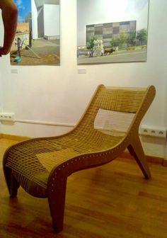 Layer chair sevilla edition foto de francisco diaz - Sofas en pilas sevilla ...