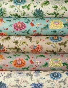 Textile Firm Brunschwig & Fils's Modern Take On Its Vintage Fabrics : Architectural Digest