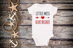 Little Miss Heart BreakerValentine's Day by bravelittleleaders