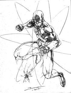 The Atom by Brett Booth