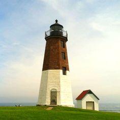point judith lighthouse | Point Judith Lighthouse, RI | The Great Wide World | Pinterest