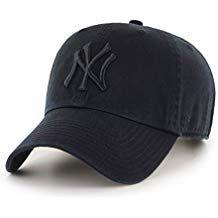 95d4728671e  47 New York Yankees Strapback Brand Clean up Adjustable Cap Hat New York  Yankees