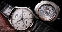 JAEGER LE COULTRE  Master Ultra Thin Perpetual  / Ref.Q1303520