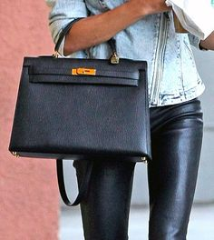 constance hermes wallet - Hermes Kelly Black Bag Handbag Gold Hardware 32cm 6108 | Kelly ...