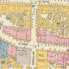Chinatown map, 1914`