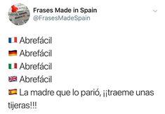 Humor espaol frases 26 New ideas - - Funny Spanish Memes, Spanish Humor, Funny Memes, Jokes, Memes Humor, College Humor, School Humor, Meme Generation, Wednesday Humor