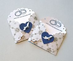 Wedding Wish Cards  Bride and Groom Advice by NellieandRuthDesigns, $23.00