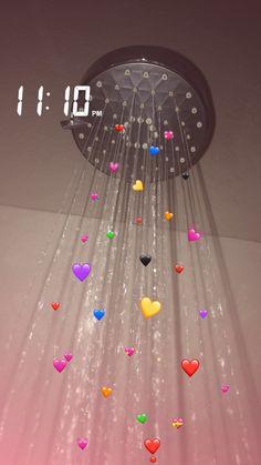 - Late night shower 😝🌩 Cute Emoji Wallpaper, Sad Wallpaper, Tumblr Wallpaper, Screen Wallpaper, Aesthetic Iphone Wallpaper, Aesthetic Wallpapers, Snapchat Streak, Emoji Pictures, Baby Pictures