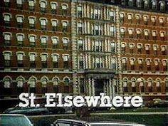 St. Elsewhere - (1982-88). Partial Cast: Ed Flanders, William Daniels, David Birney, Mark Harmon, Ed Begley, Jr., Howie Mandel, Denzel Washington, Bonnie Bartlett, Alan Oppenheimer, Florence Halop, Betty White, Herb Edelman, Helen Hunt and Chad Allen.