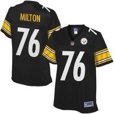 Fletcher Cox jersey Keavon Milton Pittsburgh Steelers NFL Pro Line Women's Player Jersey - Black Raiders Marshawn Lynch 24 jersey 49ers Patrick Willis 52 jersey