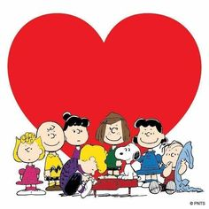 Snoopy and the gang Snoopy Valentine's Day, Snoopy Love, Snoopy And Woodstock, My Funny Valentine, Happy Valentines Day, Peanuts Cartoon, Peanuts Snoopy, Snoopy Birthday, Birthday Wishes