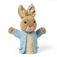 Gund Classic Peter Rabbit Hand Puppet Plush Toy GUND https://smile.amazon.com/dp/B072F27CT9/ref=cm_sw_r_pi_dp_x_fHywzbCT8QHB1