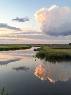 Charleston Charm: Sunset Around the Stono