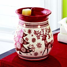 Wax Warmer On Pinterest Scentsy Yankee Candles And