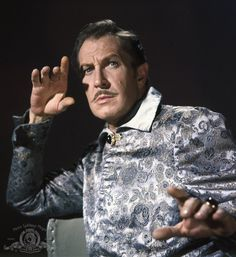 Still of Vincent Price in The Raven