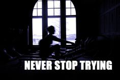 Never stop trying  #rowing