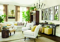 """We all know that window treatments define a room. But this is often the most difficult design element for many homeowners. Click on the photo and check out a few tips in my """"Home Inspirations"""" column in the Oct. 5 Fort Myers News-Press."""