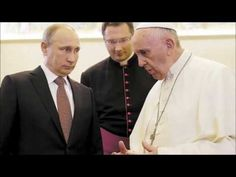 Putin : Pápež František nie je Božím mužom