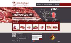 Devecioğlu Kasabı | Web Design