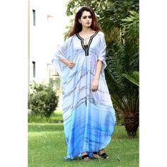 Silk kaftan Silk Kaftan, Kaftan Tops, Two Piece Dress, Beautiful One, Resort Wear, Designer Collection, Beachwear, Night Out, Cover Up