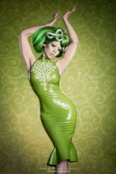 25 Astonishing Fashion Photography examples by Miss Ophelia Overdose. Follow us www.pinterest.com/webneel