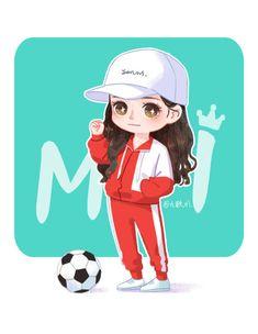 Cute Cartoon Pictures, Cute Cartoon Wallpapers, Cute Drawings, Art Girl, Family Guy, Manga, Illustration, Painting, Fictional Characters